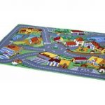 Associated Weavers Kids Corner Tapis circuit de jeu - petite ville - 95 x 133 cm de la marque Associated Weavers Kids Corner image 2 produit